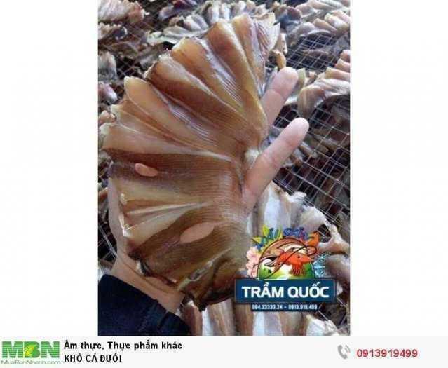 Khô cá đuối đặc sản, sỉ ib giá tốt2