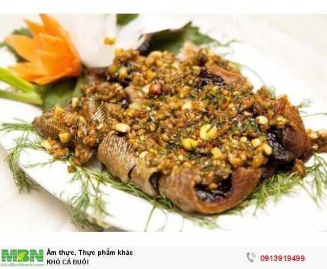 Khô cá đuối đặc sản, sỉ ib giá tốt3