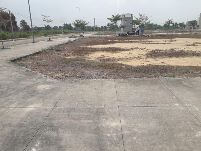 Đất mặt tiền Trần văn Giàu, Bình Chánh. 18tr/m sổ hồng cầm tay (cam kết 100% đất TP)