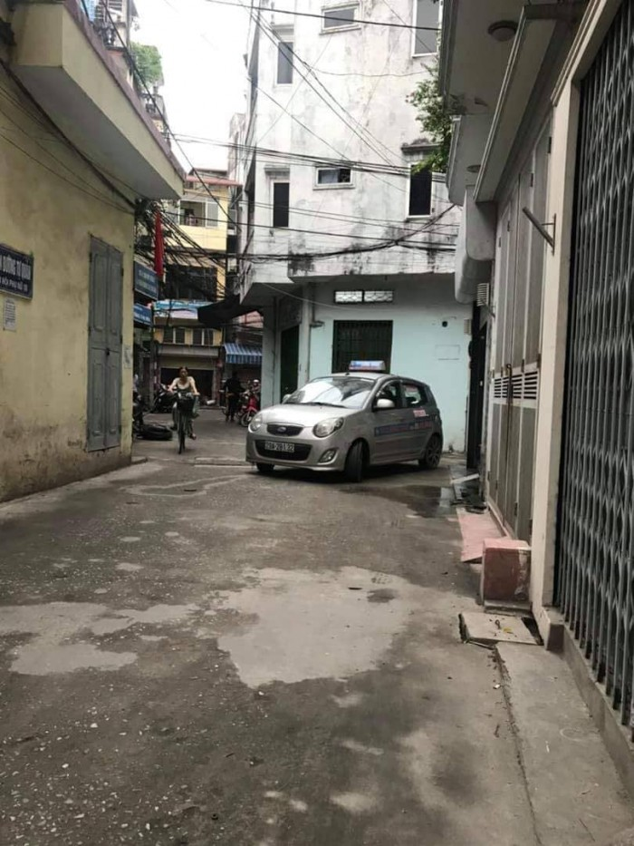 Bán nhà Phố Hoàng Văn Thái, Quận Thanh Xuân, Ô TÔ ĐỖ CỬA, kinh doanh tốt