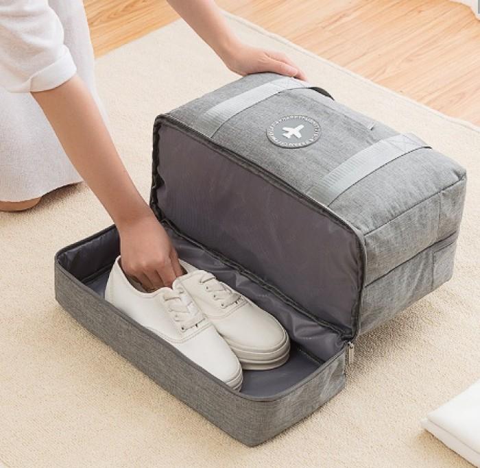 Túi đựng đồ du lịch có ngăn đựng giày