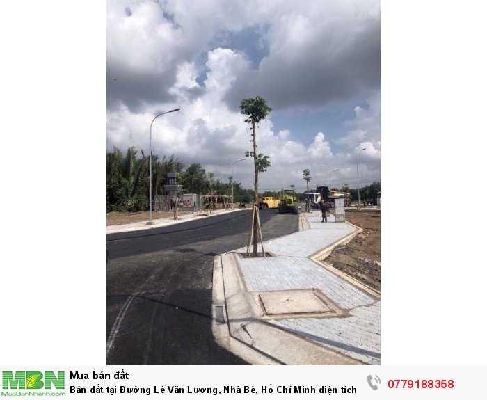 Bán đất tại Đường Lê Văn Lương, Nhà Bè, Hồ Chí Minh diện tích 80m2 giá 43 Triệu/m²