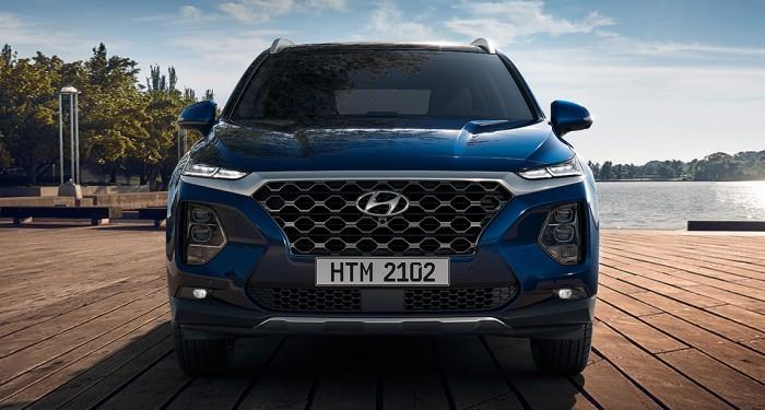 Hyundai Santafe 2019 đầy đủ phiên bản giao ngay!