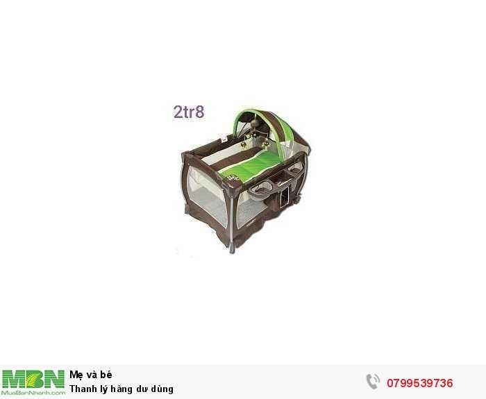 Thanh lý hàng dư dùng