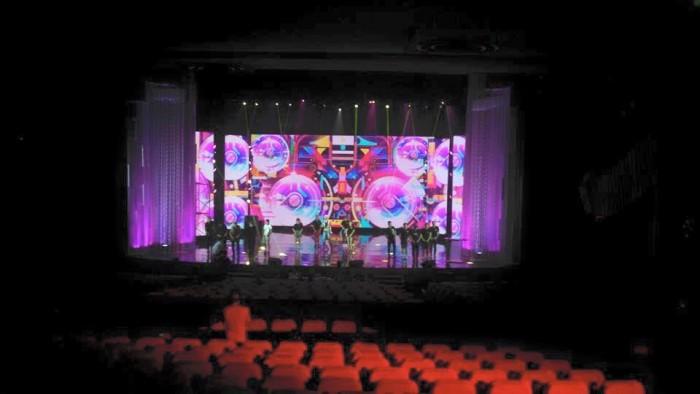 Màn hình Led P5 trong nhà - màn hình Led sân khấu sự kiện chuyên nghiệp từ Màn hình Led Âu Lạc (Alta Media)