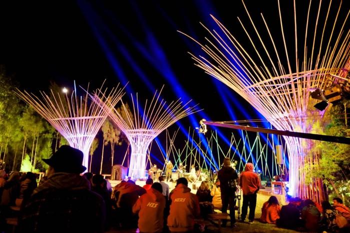 Bamboo Việt: Tre cho sự kiện, trang trí tiểu cảnh đường phố
