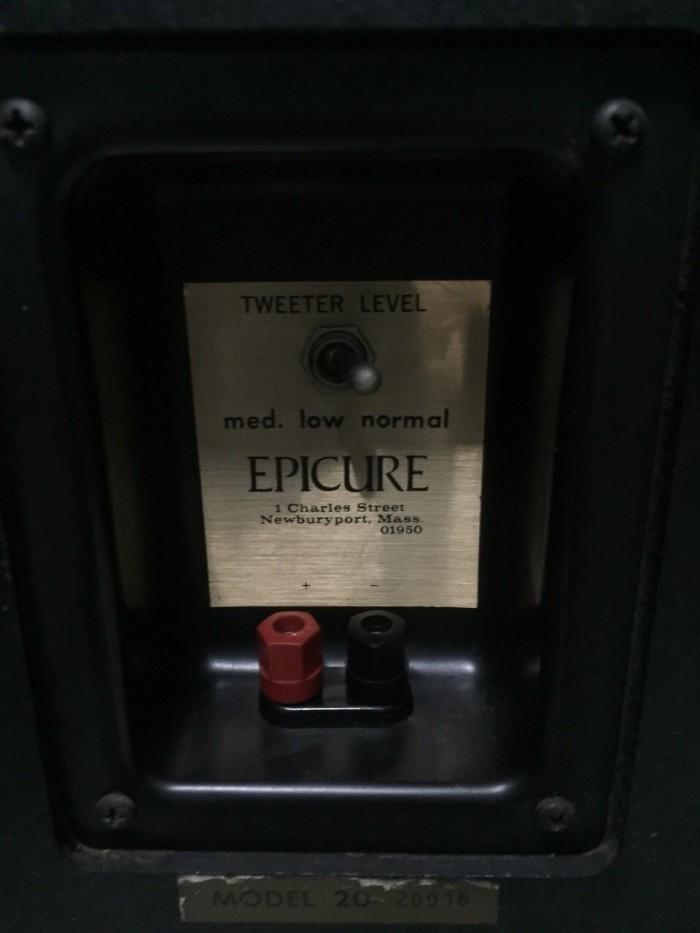 Bán chuyên loa Epicure D20 hàng bải tuyển chọn về3