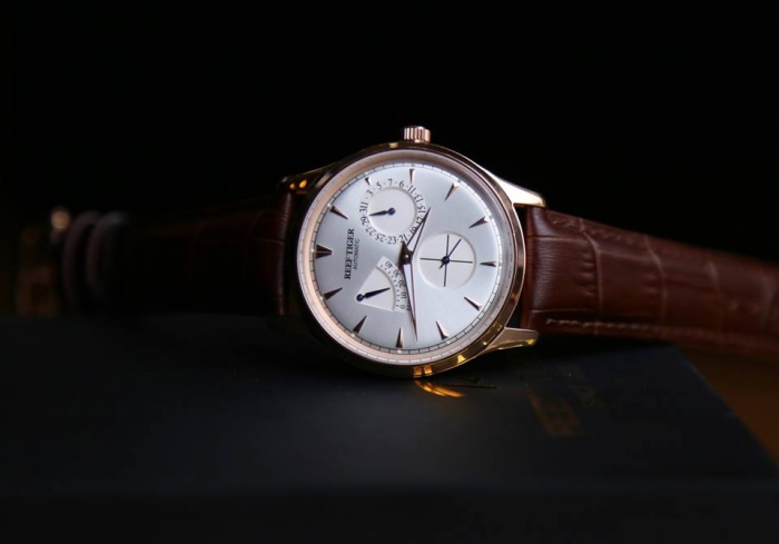 Đồng hồ nam REEF TIGER RGA1980 rose gold
