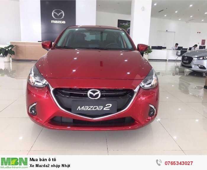 Xe Mazda2 nhập Nhật