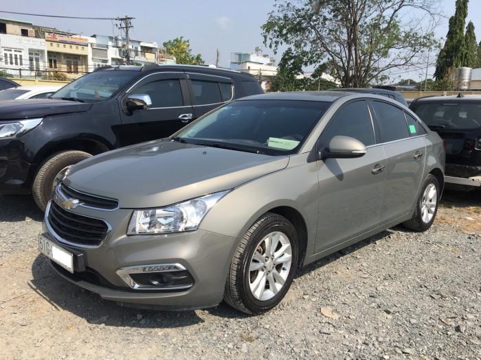 Chevrolet Cruze LT 2017 - Xe Hãng Thu Hồi Bán Có Hỗ Trợ Bank