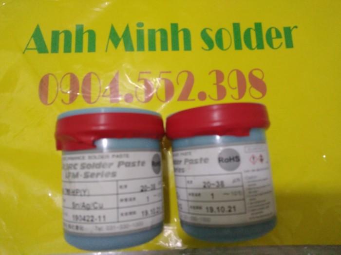 Kem hàn không chì HEESUNG AMIT  LFM-48W-TM-HP(Y) 3%AG