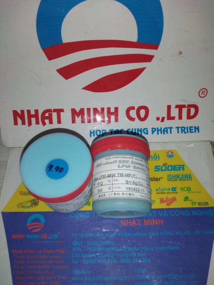 Kem hàn không chì HEESUNG AMIT  LFM-48W-TM-HP(Y) 3%AG4
