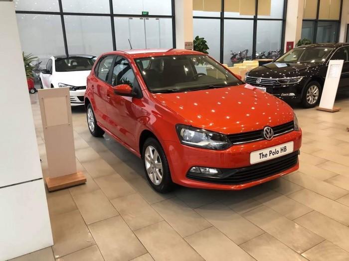 Volkswagen Polo Hacthback 2019 màu đỏ đến từ Đức - hotline: