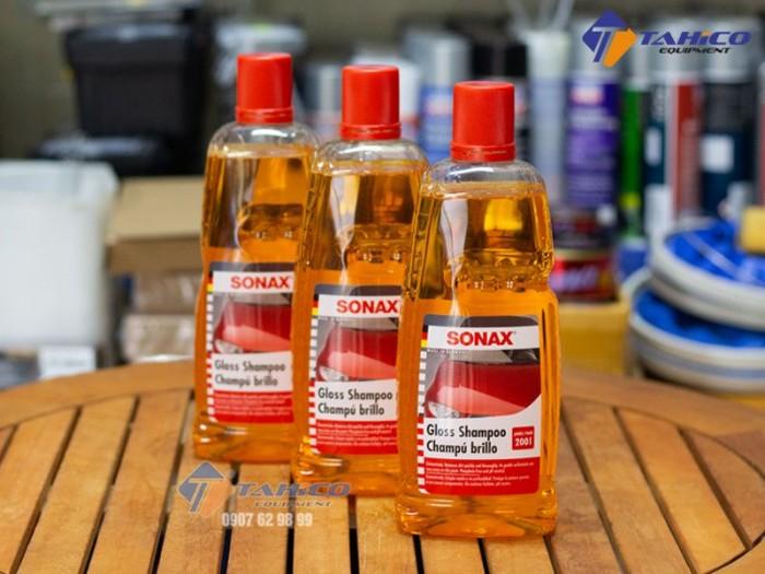 Dung dịch rửa xe Sonax Gloss Shampoo2