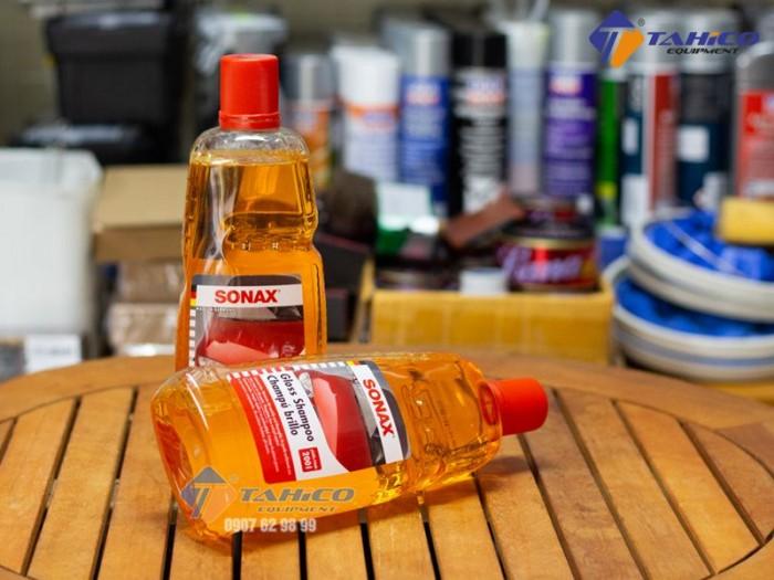 Dung dịch rửa xe Sonax Gloss Shampoo3