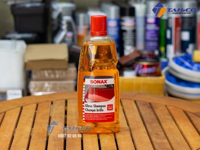 Dung dịch rửa xe Sonax Gloss Shampoo1
