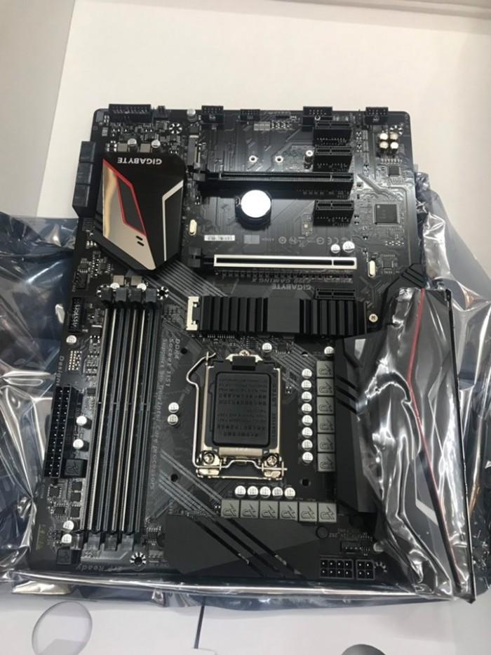 Mainboard Gigabyte Z390 Gaming X Socket LGA 1151v2 chính hãng2