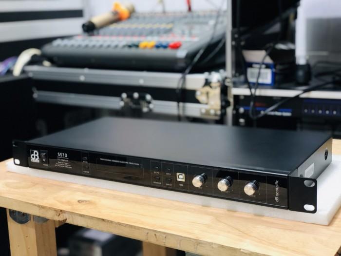Vang Số Mixer Karaoke dB Acoustic S510 Plus1