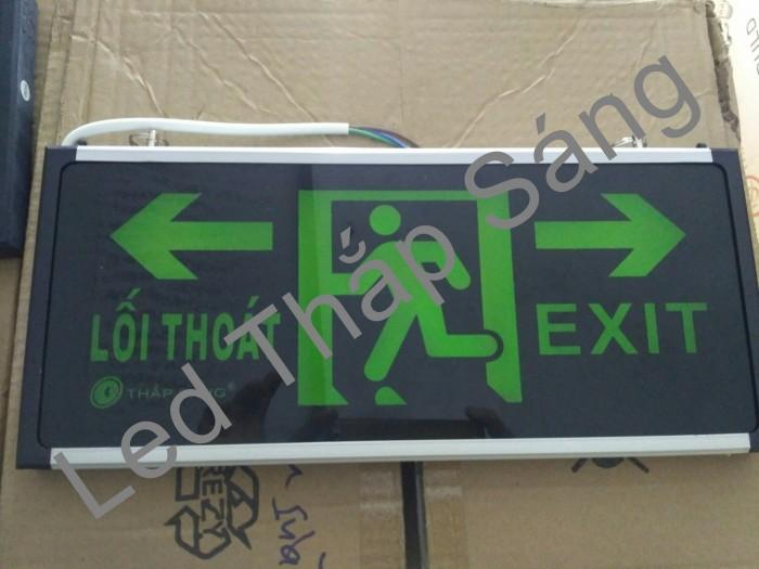 đèn exit 2 mũi tên0