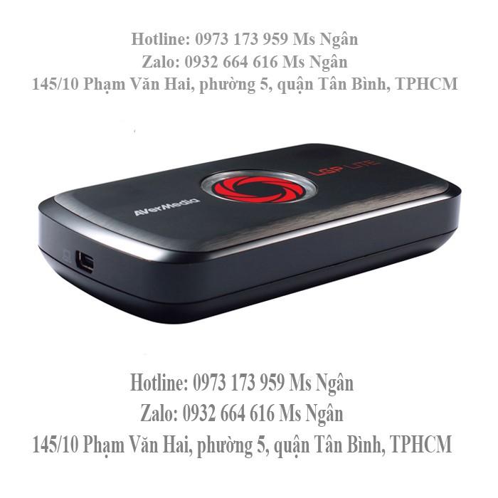 Card ghi hình HDMI cao cấp Avermedia- Giá 3.100.0000