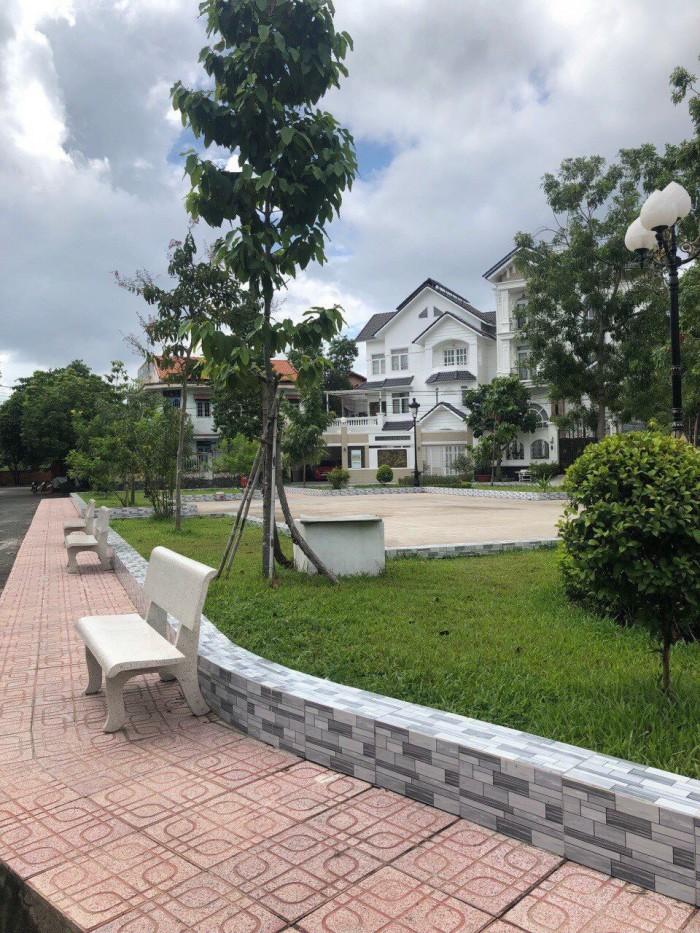 Gia đình cần tiền  bán gấp đất biệt thự  khu dân cư Himlam Trường Thọ Thủ Đức giá rẽ