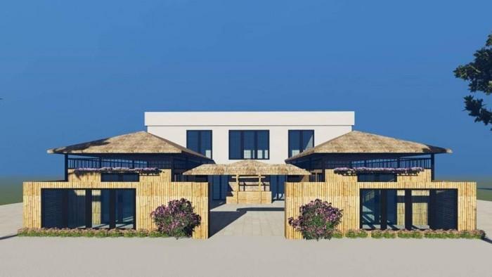 Kiến trúc tre - thiết kế kiến trúc tre