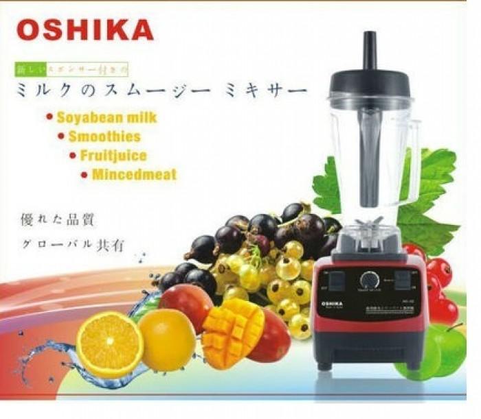 Máy xay sinh tố công nghiệp Nhật Bản Oshika HD-02 công suất 2000W Dung tích cối xay : 2L1