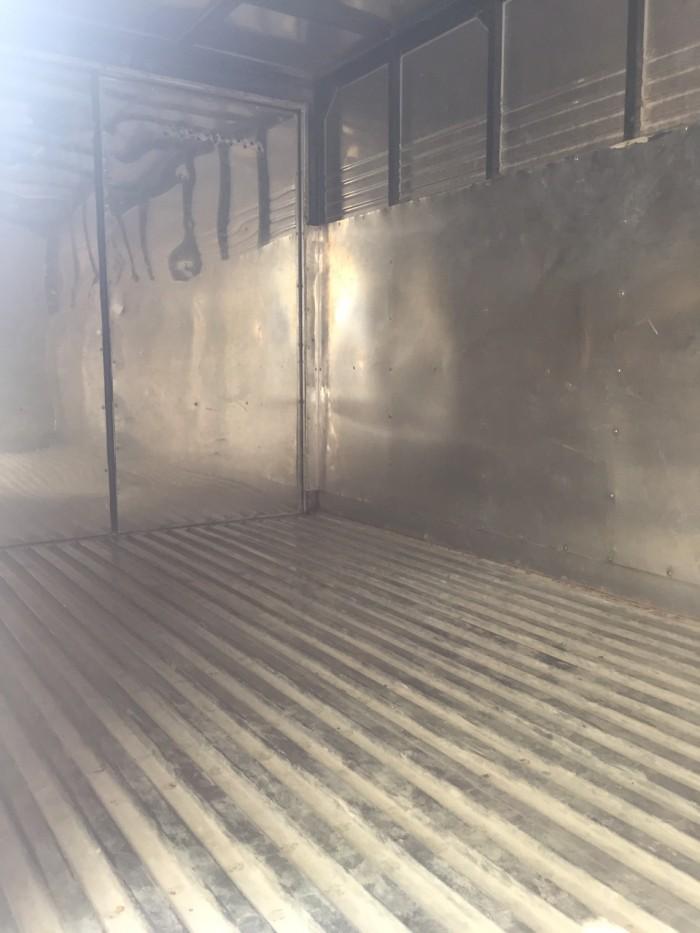 Bán Kia k165 2016 cũ thùng kín full inox