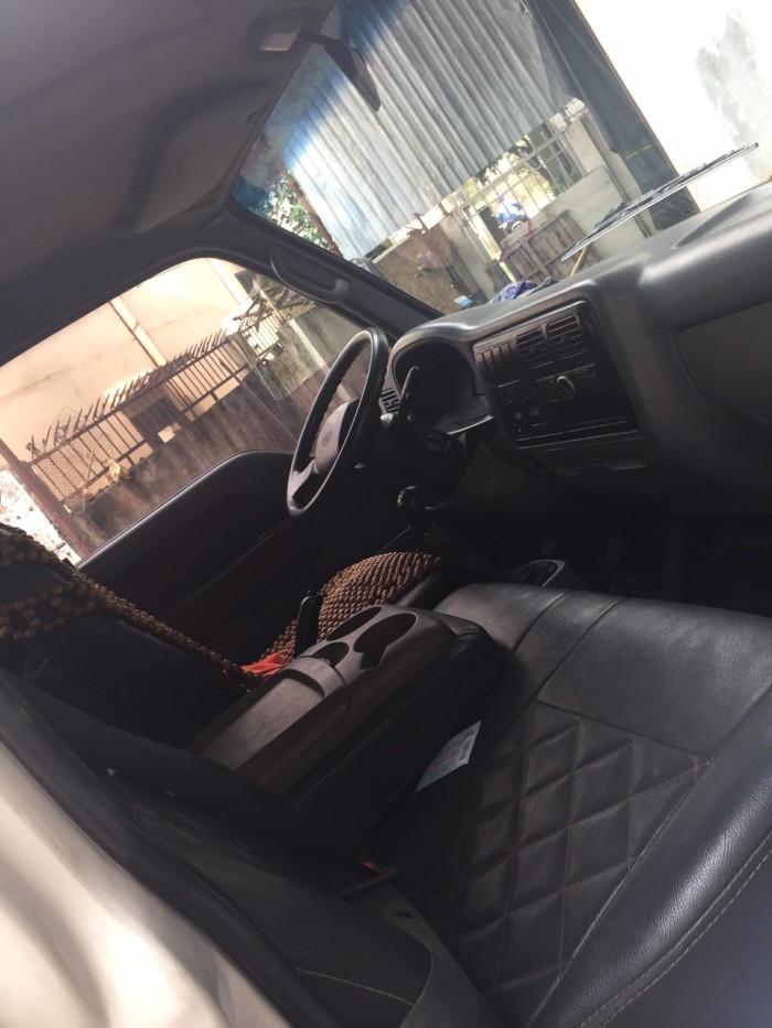 Bán Kia k165 2016 cũ thùng kín full inox 0