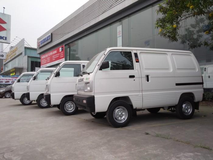 Suzuki Blind Van 2019 giá hấp dẫn 15