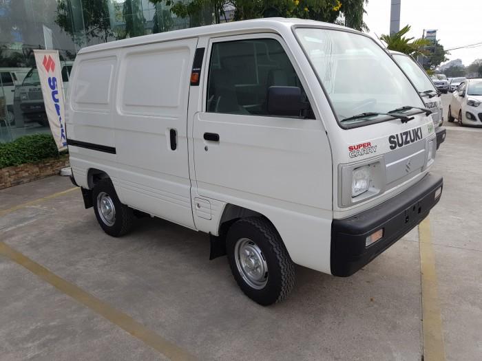 Suzuki Blind Van 2019 giá hấp dẫn