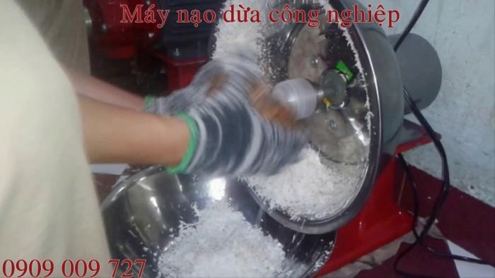 Máy nạo dừa thủ công3