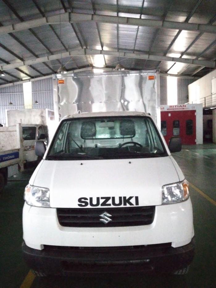 Suzuki Truck cary Pro 700kg thùng kín