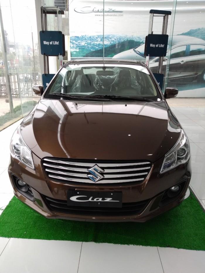 Suzuki Ciaz 2019 sang trọng lịch sự,thuần chất Sedan