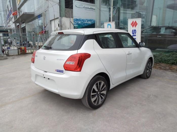 Bán Suzuki Swift 2019 số sàn và số tự động 4