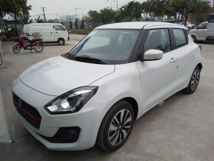 Bán Suzuki Swift 2019 số sàn và số tự động 5