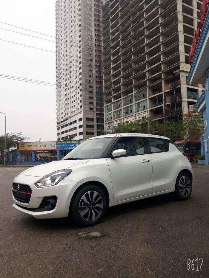 Bán Suzuki Swift 2019 số sàn và số tự động 1
