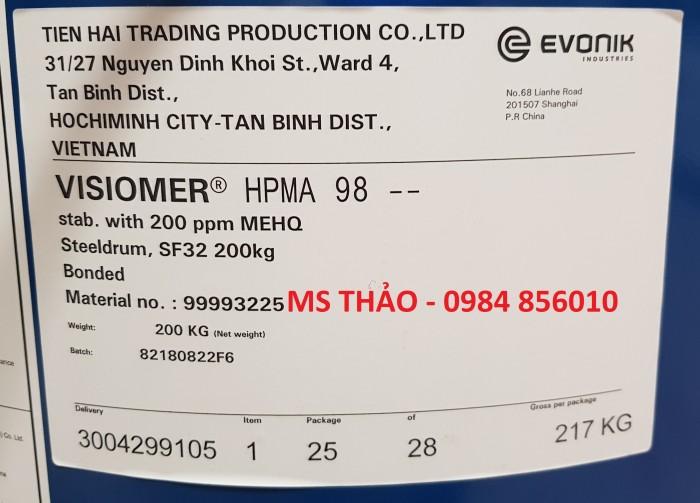 Hydroxypropyl methacrylate 98%/evonik0