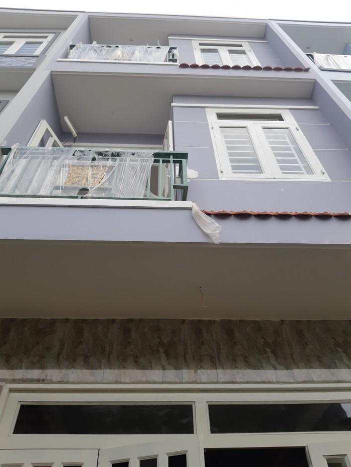 Nhà Đẹp Cần Bán 4x10 Xây 2 Lầu