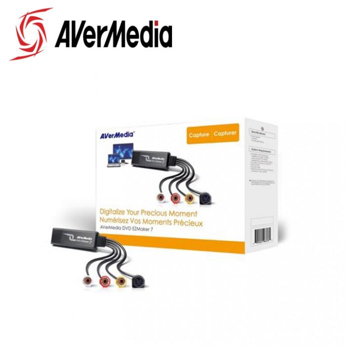 Card Kỹ Xảo AverMedia DVD EZMaker 7 (C039)2