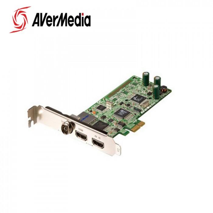 Card PCI-E to HDMI, AV, Svideo AverMedia C027 - Hàng chính hãng 100%0