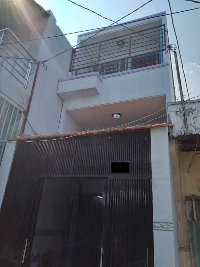 Bán nhà hẻm 3m, 1/ đường bông sao, p5,q8