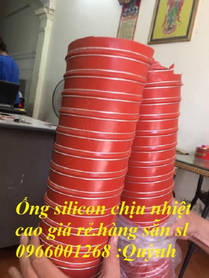 Chuyên cung cấp ống silicon chịu nhiệt cao phi 100 ,giá rẻ3