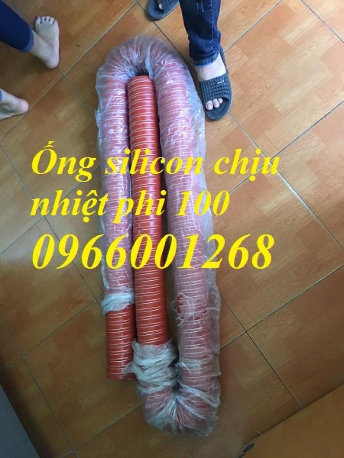 Chuyên cung cấp ống silicon chịu nhiệt cao phi 100 ,giá rẻ1