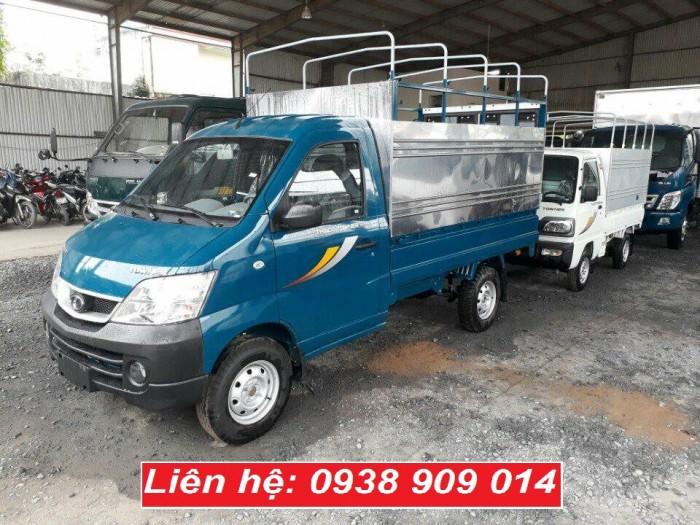 Bán xe tải trả góp giá rẻ giảm 100% trước bạ Thaco Towner 990 tải 990Kg Long An Tiền Giang Bến Tre