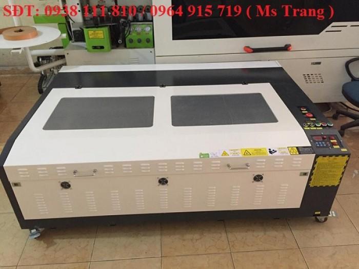 Máy laser cắt khắc gỗ , máy laser 1390 cắt vải1