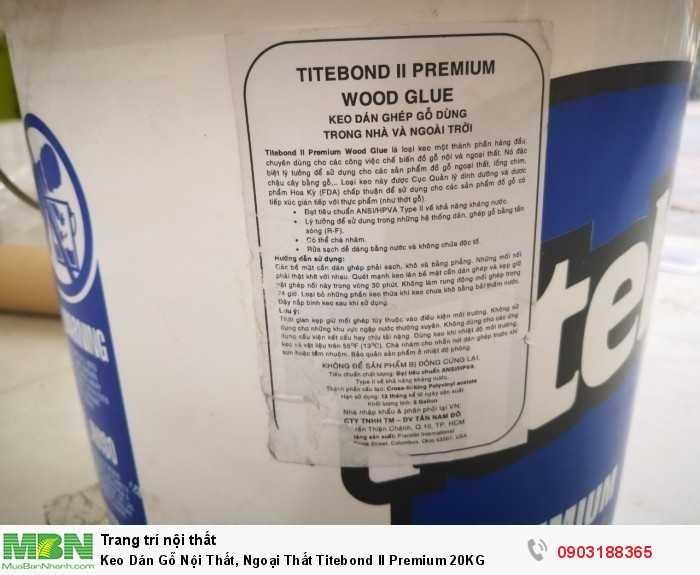 HƯỚNG DẪN SỬ DỤNG Nhiệt độ thi công: Trên 55°F (13°C) Thời gian lắp ghép sau khi phủ keo: 5 phút (ở nhiệt độ 70°F (21°C)/50%RH) Độ phủ tối thiểu: 40 lbs. / 1,000 feet vuông 195g/m2) Áp lực ép cần đạt (của máy ép, kẹp giữ): Đủ cho các mối ghép được ép chặt với nhau  (thường  100-150 psi đốI  với gỗ mềm, 125-175 psi đối với gỗ cứng trung bình và 175-250 psi đối với gỗ cứng ) Phương pháp thi công: Dùng bình nhỏ có vòi khi gia công tinh . Có thể sử dụng ru lô  hoặc cọ quét để phủ keo Làm sạch:  Dùng khăn ướt để lau sạch khi keo còn ướt. Dùng dao cạo bỏ khi keo đã khô