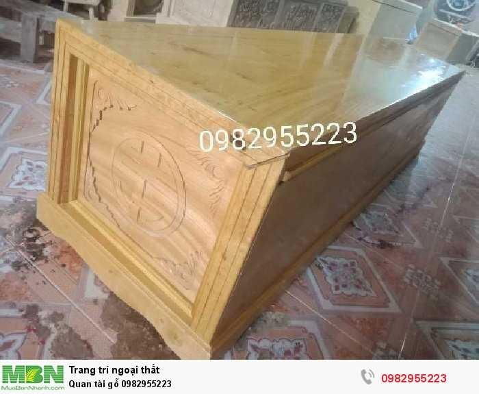 Quan tài gỗ2