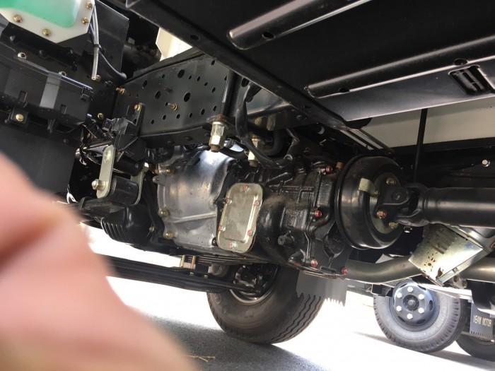 Bán xe isuzu  1tan 9 thùng bạt 6m2 - trả góp lên tới 90% giá trị xe