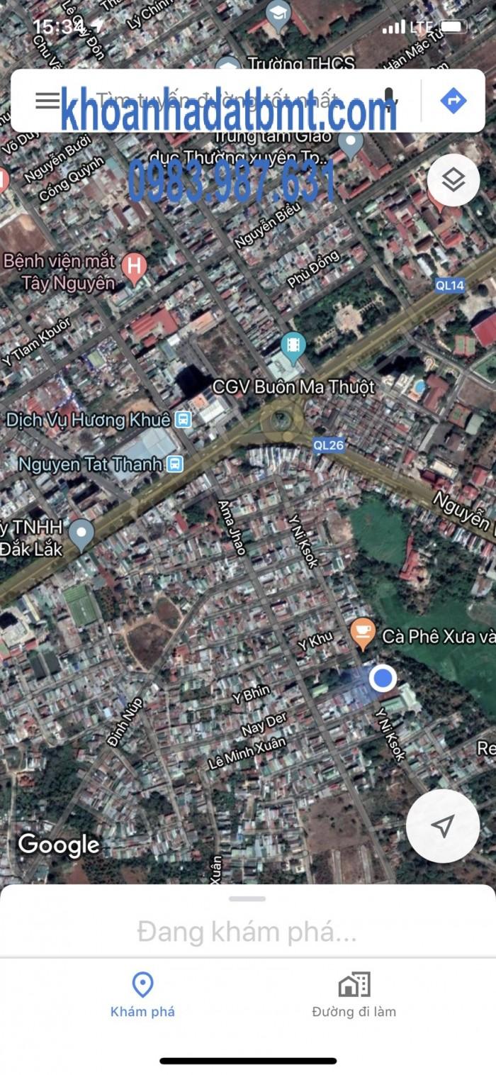 Bán Nhà Thổ cư mặt tiền Nayder,10*30m,view đẹp,gần Amajhao,gần siêu Thị Coomart